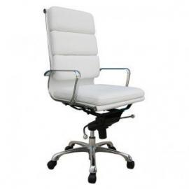 Mercedes by Furniture of America CM-FC636L-WH Office Chair