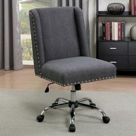 Lisette by Furniture of America CM-FC642GY Office Chair