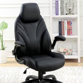 Balta by Furniture of America CM-FC659BK Office Chair