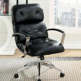 Alexis by Furniture of America CM-FC660BK Office Chair