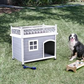 Cayuga Pet House by Furniture Of America CM-PH322