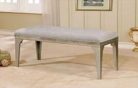 Diocles by Furniture of America CM3020BN Bench