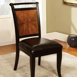 Dwayne by Furniture of America CM3034SC Chair Set of 2