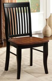 Earlham by Furniture of America CM3101SC Chair Set of 2