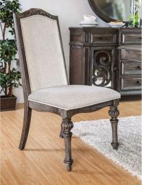Arcadia by Furniture of America CM3150SC Chair Set of 2