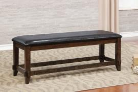 Meagan I by Furniture of America CM3152BN Bench