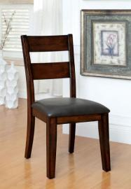 Dickson I by Furniture of America CM3187SC Chair Set of 2