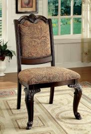 Bellagio by Furniture of America CM3319F-SC Chair Set of 2