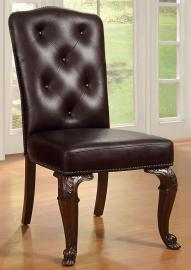 Bellagio by Furniture of America CM3319L-SC Chair Set of 2