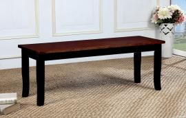 Dover by Furniture of America CM3326BC-BN Bench