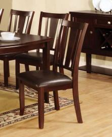 Edgewood I by Furniture of America CM3336SC Dining Chairs Set of 2