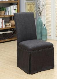 Kortrijk II by Furniture of America CM3341SC-DG Chair