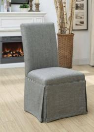 Kortrijk II by Furniture of America CM3341SC-GY Chair