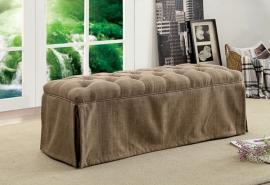 Payson III by Furniture of America CM3342BN-BR Bench