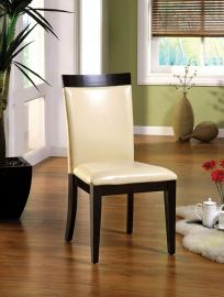 Downtown I by Furniture of America CM3423SC Chair Set of 2