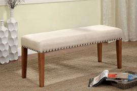 Macapa by Furniture of America CM3533BN Bench