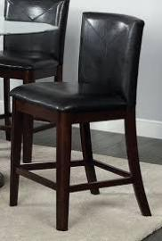 Antenna II by Furniture of America CM3774PC Counter Height Bar Stools set of 2