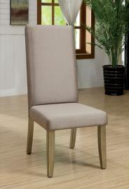 Echo by Furniture of America CM3980MC Chair Set of 2