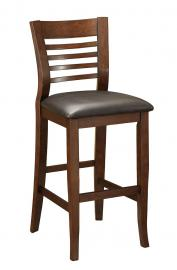 Dwight II by Furniture of America CM3988BC Bar Stool Set of 2