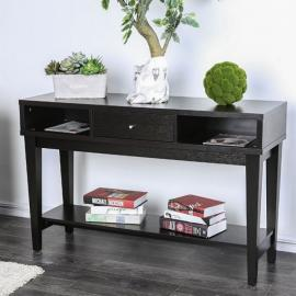 Delores by Furniture of America Espresso CM4086S Sofa Table