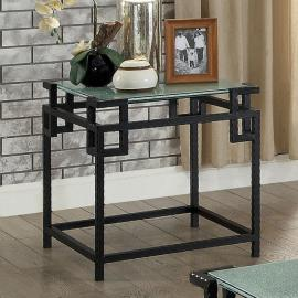Selene by Furniture of America CM4100E End Table