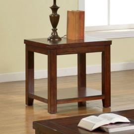 Estell by Furniture of America CM4107E End Table