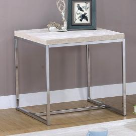 Olle by Furniture of America CM4151E End Table