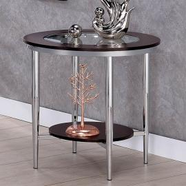 Azaria by Furniture of America CM4152E End Table