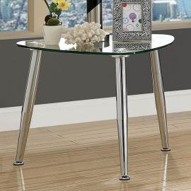 Delany by Furniture of America CM4156E End Table