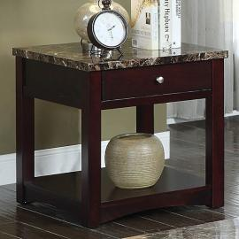 Cass by Furniture of America CM4174E End Table