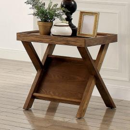 Caitlan by Furniture of America CM4177E End Table