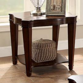 Ashleigh by Furniture of America CM4181E End Table