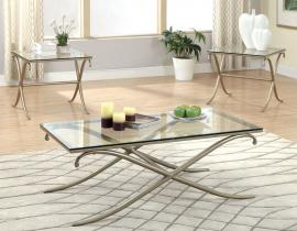 Serra Collection CM4220-3PC Coffee Table Set