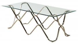 Vador Collection CM4229CPN Champagne Coffee Table
