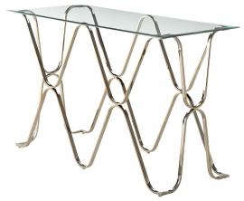 Vador Collection CM4229CPN Champagne Sofa Table
