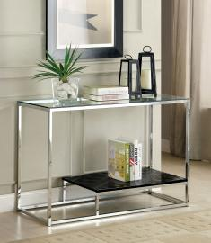 Vendi Collection CM4231BK Sofa Table
