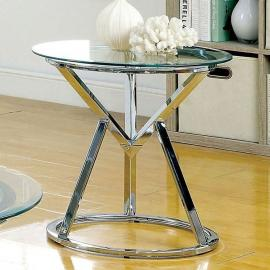 Sterope by Furniture of America CM4248E End Table