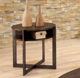 Matilda by Furniture of America CM4312E End Table