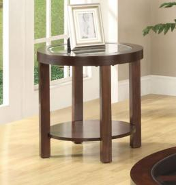 Crystal Cove ll by Furniture of America CM4321RE End Table