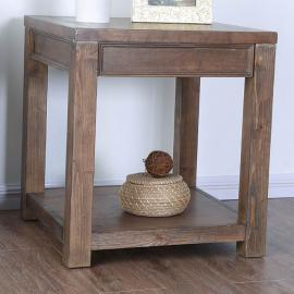 Meadow by Furniture of America CM4327A-E End Table
