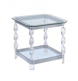 Mallow by Furniture of America CM4357E End Table