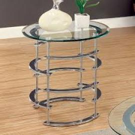Clonmel by Furniture of America CM4359CRM-E End Table