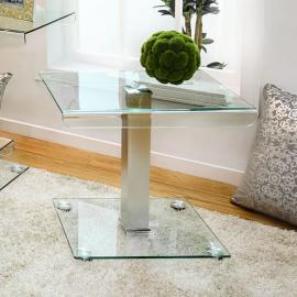Richfield lll by Furniture of America CM4362E End Table