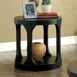 Carrie by Furniture of America CM4422E End Table
