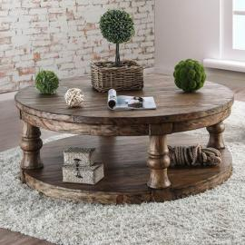 Mika by Furniture of America CM4424A-C Coffee Table