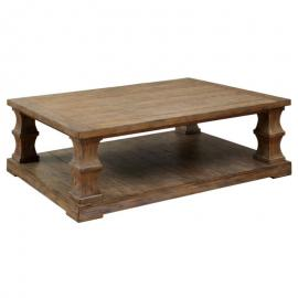 Granard by Furniture of America Natural Tone CM4457C Coffee Table