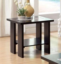 Luminar ll by Furniture of America CM4559E End Table