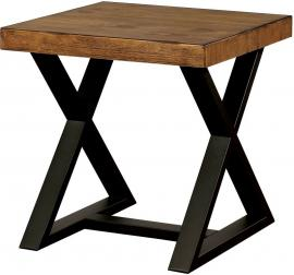 Nikki by Furniture of America CM4612E End Table