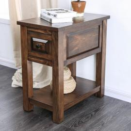 Annabel by Furniture of America CM4613ST Side Table