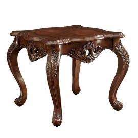 Jahmal by Furniture of America CM4786E End Table